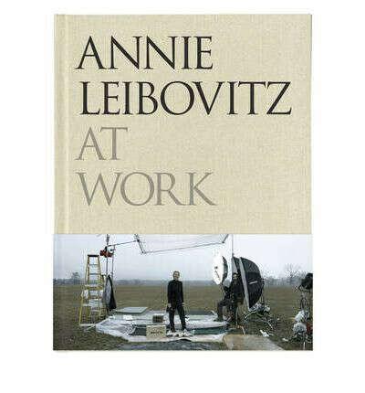Книга Annie Leibovitz at Work