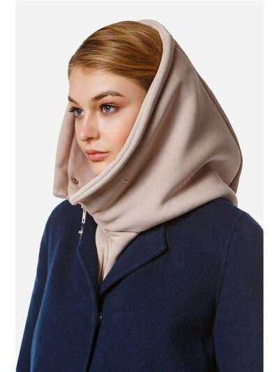 Шапка-капюшон (капор) объемная UNU Clothing 11977309 в интернет-магазине Wildberries