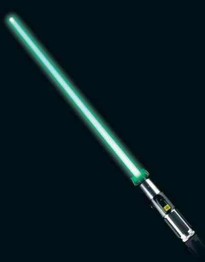 Хочу меч джедая