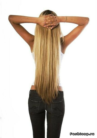 Отрастить волосы до талии