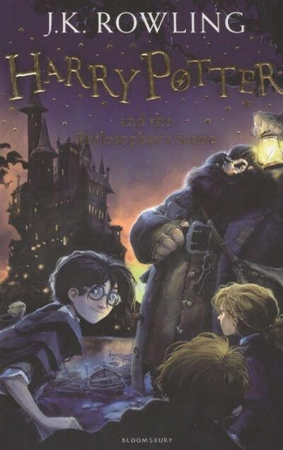 Harry Potter (English)