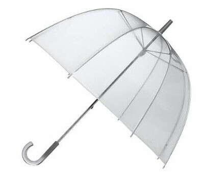 Хочу прозрачный зонт