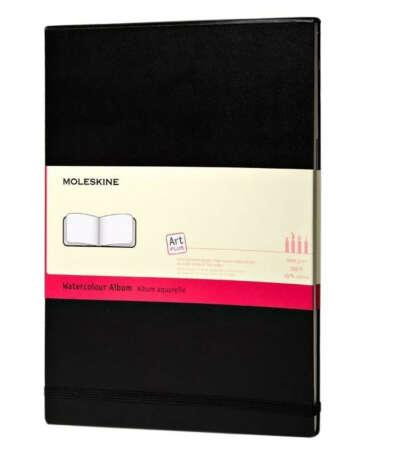 КупитьСкетчбук для акварели Moleskine Classic Watercolour Notebook 14 х 9 см, 200 г/м², 30 л.по выгодной цене на Яндекс.Маркете