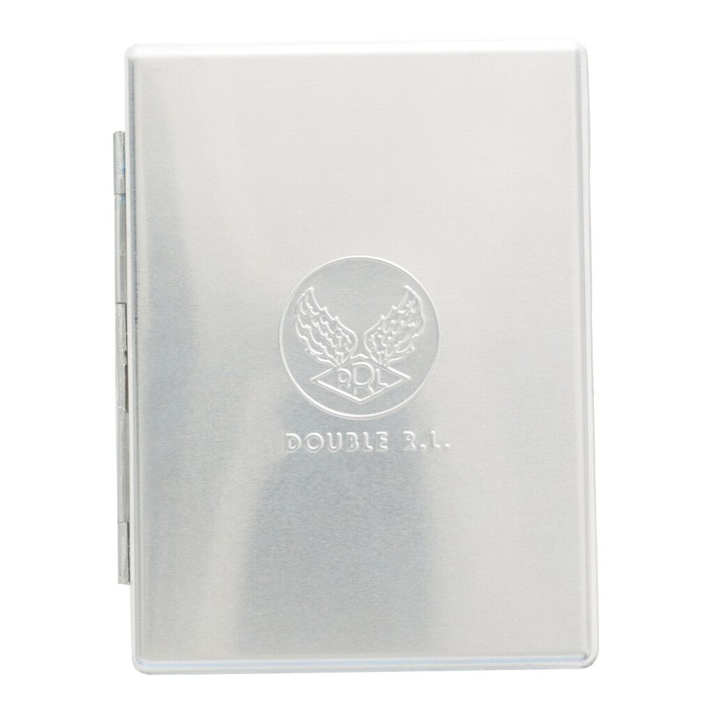 Metal Passport Case