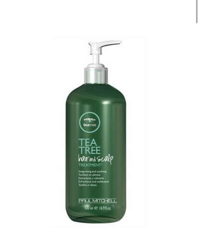 Paul Mitchell Пилинг-уход для кожи головы Tea Tree Hair & Scalp Treatment, 500 мл