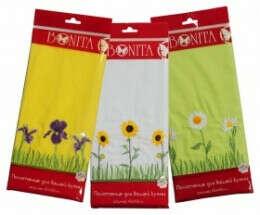 """Полотенце Bonita """"Цветы"""""""