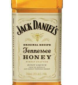 """Виски """"Jack Daniels"""" Tennessee Honey, 0.7 л"""