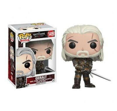 Фигурка Геральт (Geralt) из Ведьмак - Funko POP