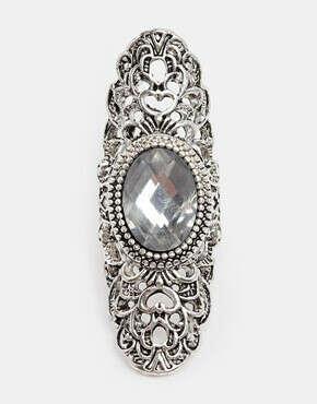 Филигранное кольцо