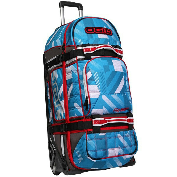 Яркую сумку для путешествий