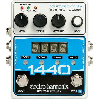 Electro-Harmonix (EHX) 1440 Stereo Looper