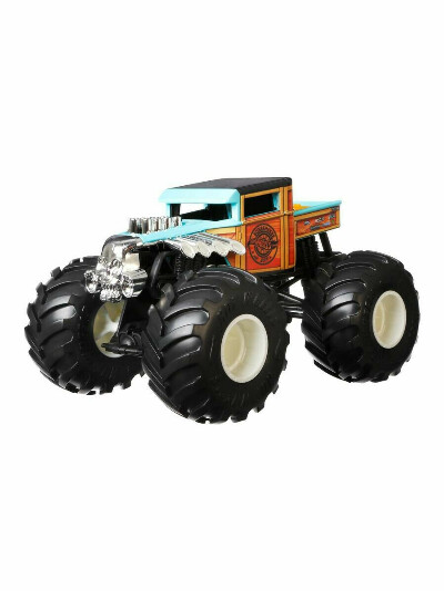 Машинка коллекционная Hot Wheels Монстр-трак FYJ83, Hot Wheels