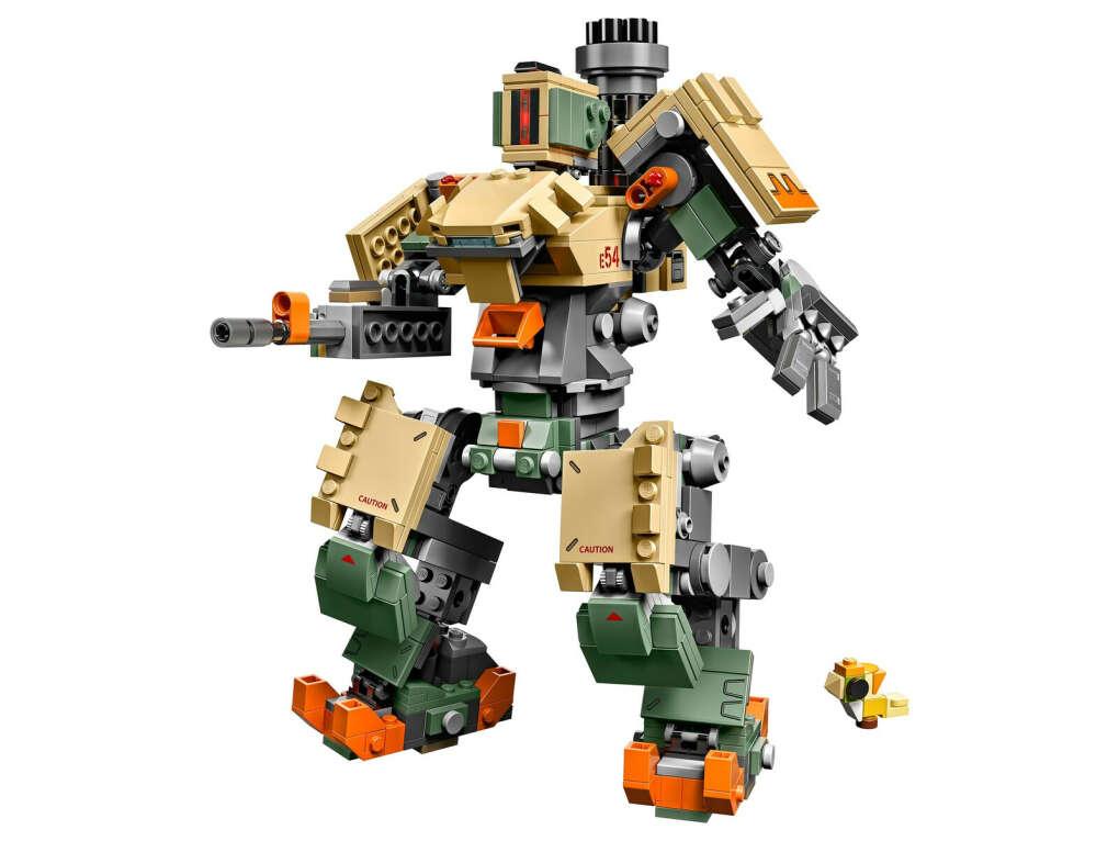 Lego Overwatch 75974 Бастион