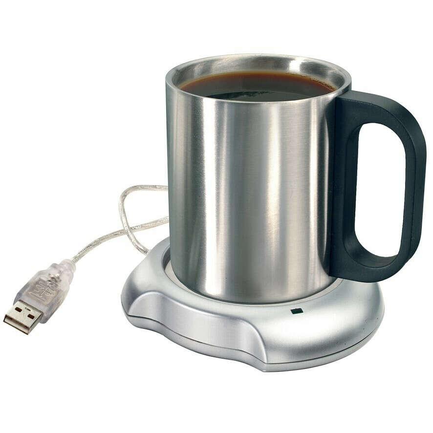 Подставка-подогреватель для кружки USB