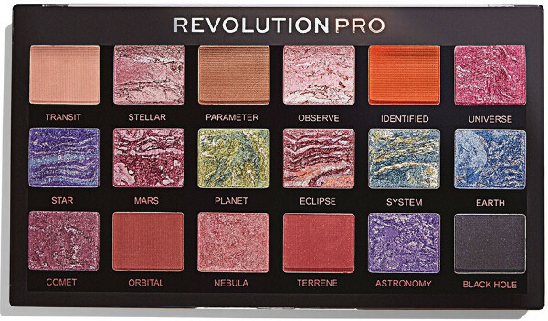 Палетка теней Revolution Pro, Trends Celestial