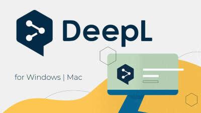 Годовая подписка на DeepL Pro