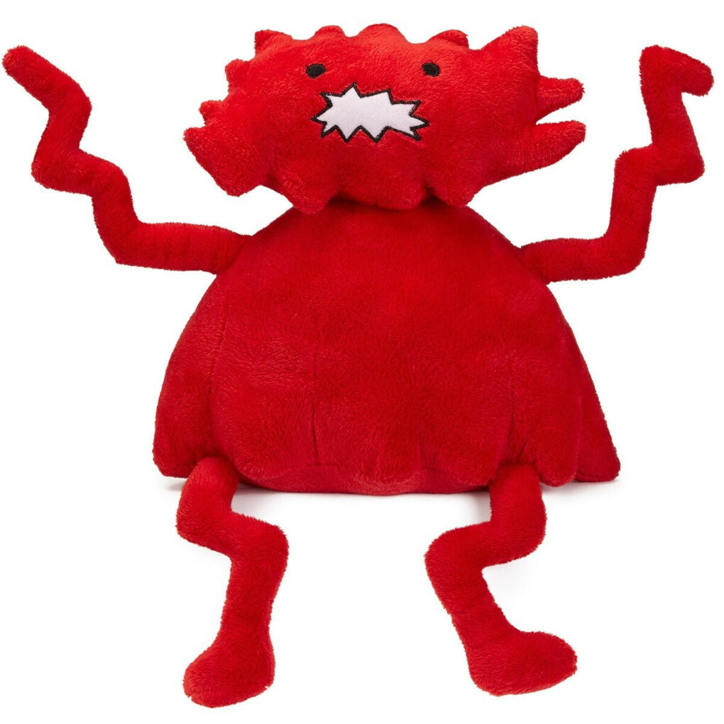 The Panic Monster Plush Toy