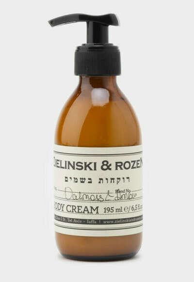 Крем для тела Zielinski&Rozen