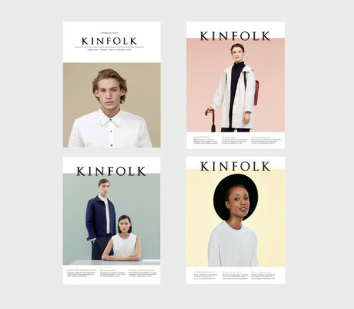 Журнал Kinfolk