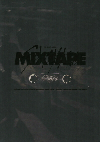 Альбом Stray Kids - Mixtape