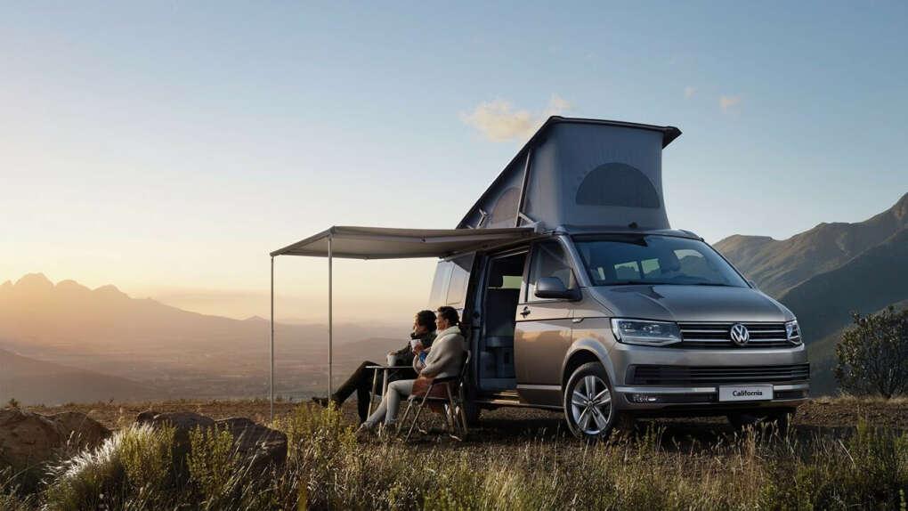 Volkswagen California 2018 Best travel van