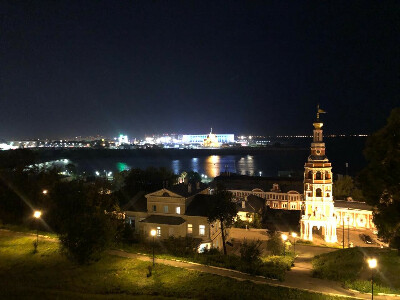 Поездка в Нижний Новгород