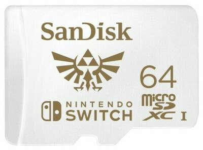 Память на Nintendo