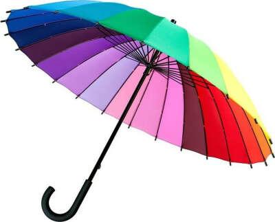 Интересный зонтик