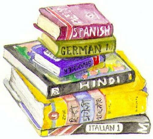 Свободно говорить на английском, испанском и немецком языках