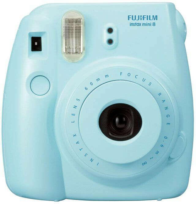 Fujifilm Instax Mini 8 (синий)