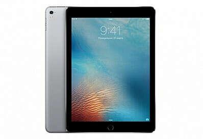"Apple iPad Pro 9,7"" Wi-Fi + Cellular 128 ГБ «серый космос»"