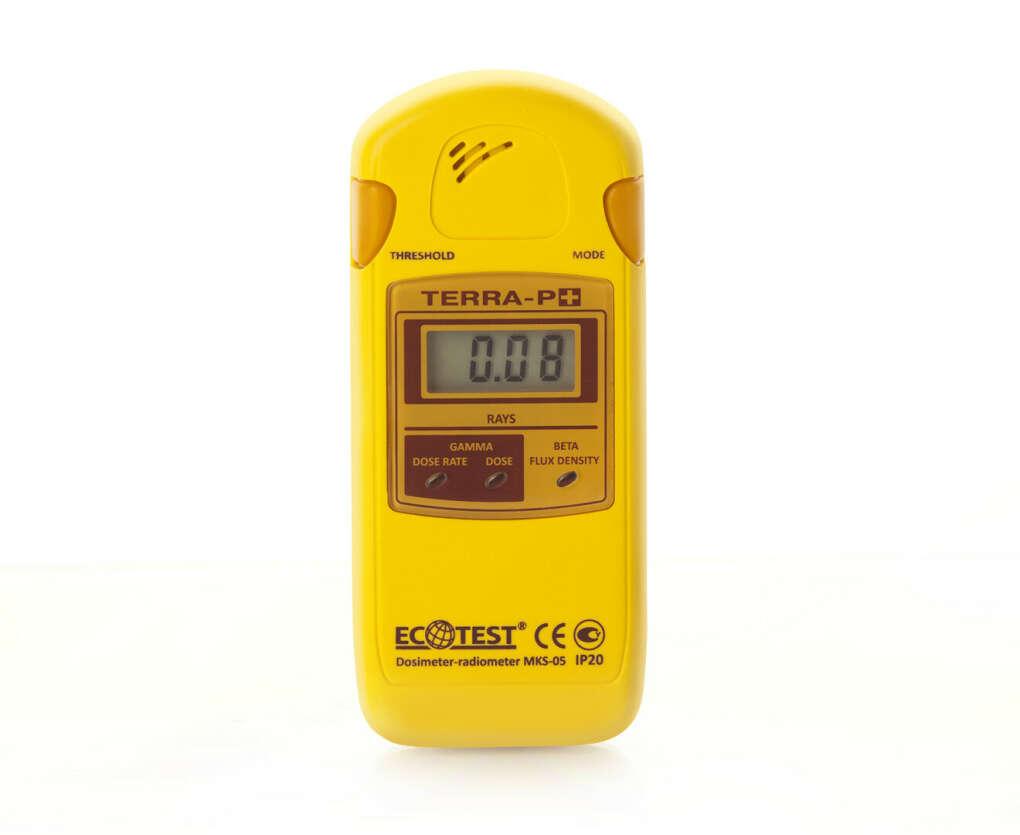 Дозиметр-радиометр бытовой