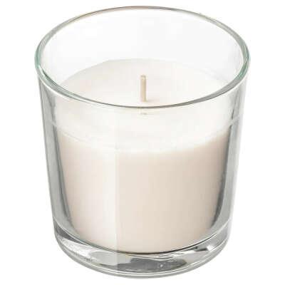 Ароматическая свеча в стакане «SINNLIG»