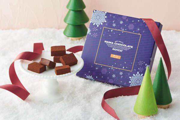 Мягкий японский няма-шоколад.