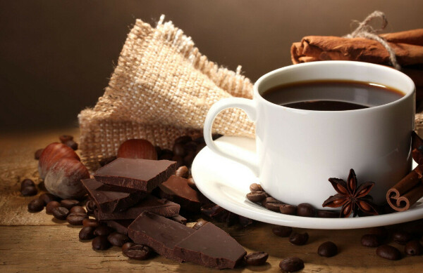 Шоколадный кофе