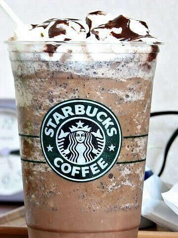 Выпить в Starbucks