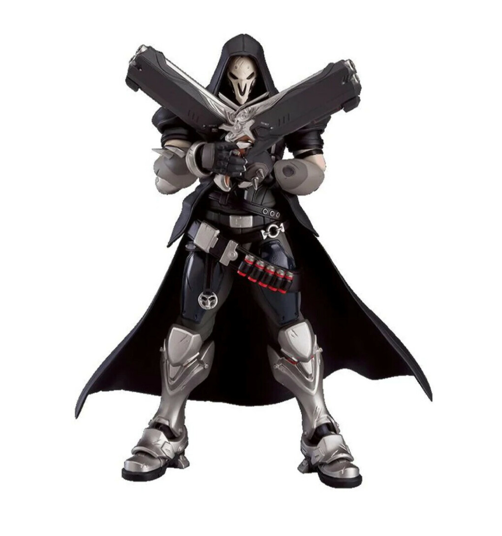 Good Smile Company Reaper Overwatch Figma Figurine