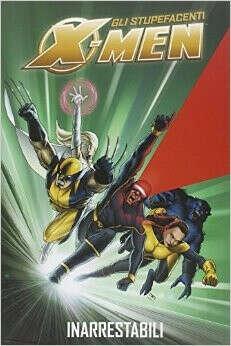 X-Men. Astonishing. Marvel Omnibus                      (Italian)                          Hardcover