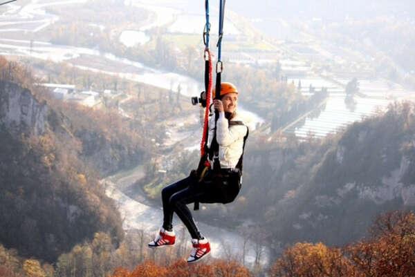 Посетить Sky Park в Сочи
