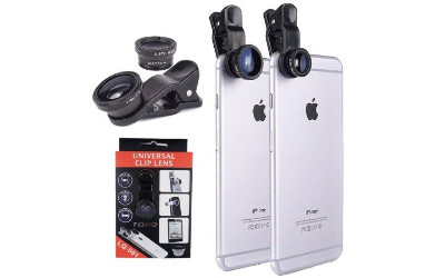 линза для камеры телефона