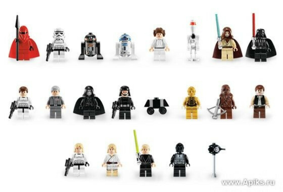 Конструктор LEGO Star Wars (любой)