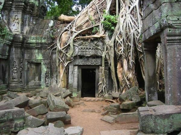 Увидеть Ангкор- Ват