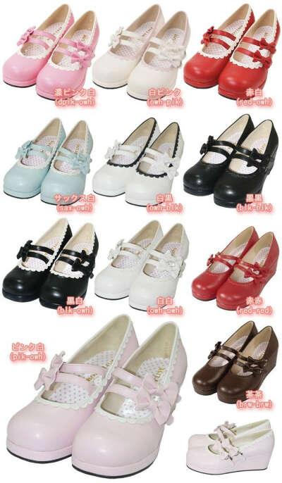 Лолитные туфли