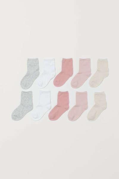 10 пар носков H&M