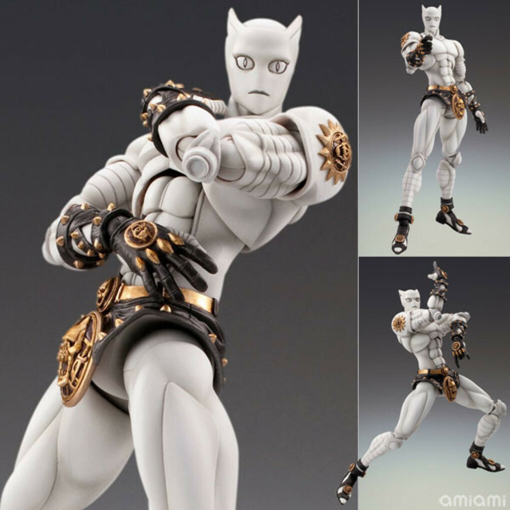 Super Action Statue - JoJo's Bizarre Adventure Part.IV 16. Killer Queen (Hirohiko Araki Specified Color)[Medicos Entertainment]