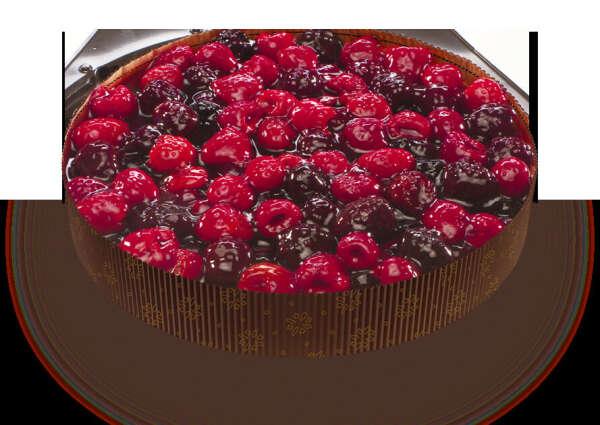 Тирольский пирог «Ягодная поляна»