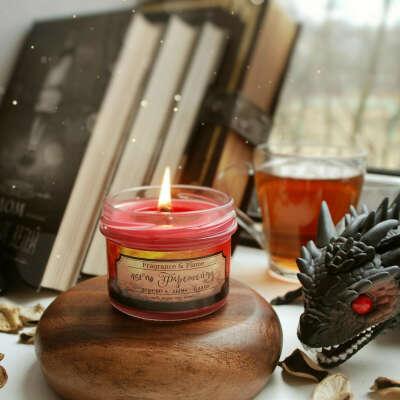 Свечи Fragrance&Flame