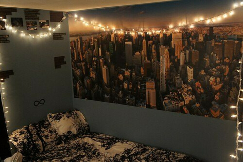 уютно обустроить свою комнату