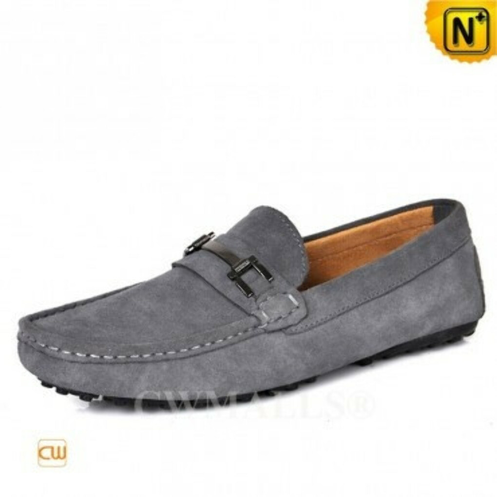 CWMALLS® Designer Leather Penny Loafers CW707116