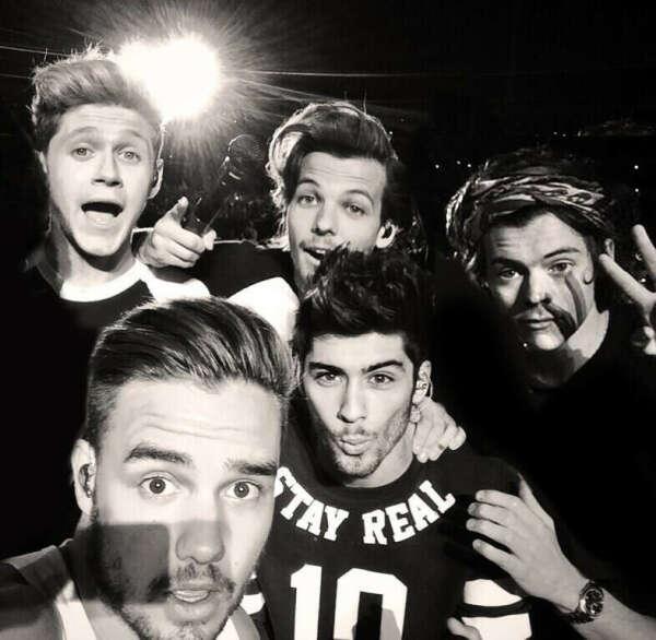 Хочу попасть на концерт One Direction